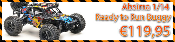 new electric winch for RC cars