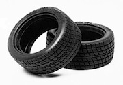 TAMIYA Tires-Wheels