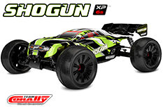 Corally Shogun XP Parts