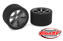Corally 1/12 Foam Tyres