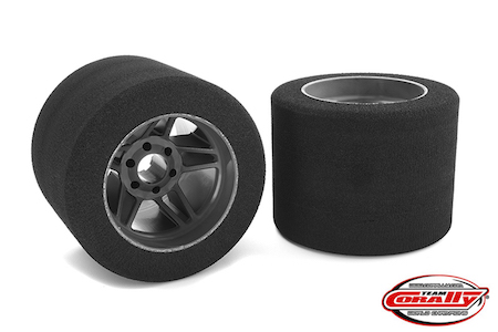 Corally 1/8 Foam GP Tyres