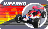 Kyosho Inferno MP 7.5-777 MP 9 -ST-R
