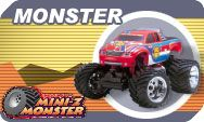Kyosho Spare parts Mini-Monster