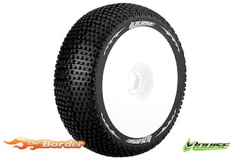 Louise RC 1/8 Buggy Tyres 17mm Hex