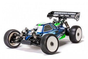 Mugen MBX7-R Buggy Spare Parts