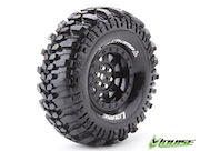 1.9'' Crawler Tyres + Wheels