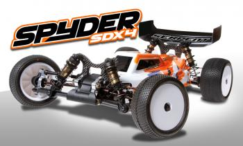 Serpent SDX4 4WD Buggy