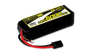 Receiver LiPo packs