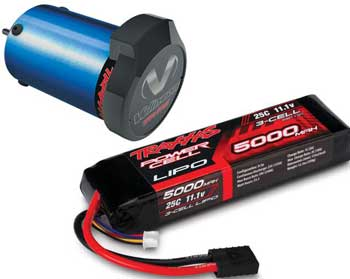 Traxass Batteries & Electronics