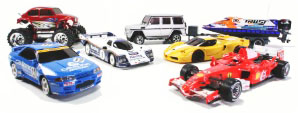 1:24 Kyosho Mini-Z Cars