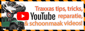 Traxxas reparatie video's tips & tricks