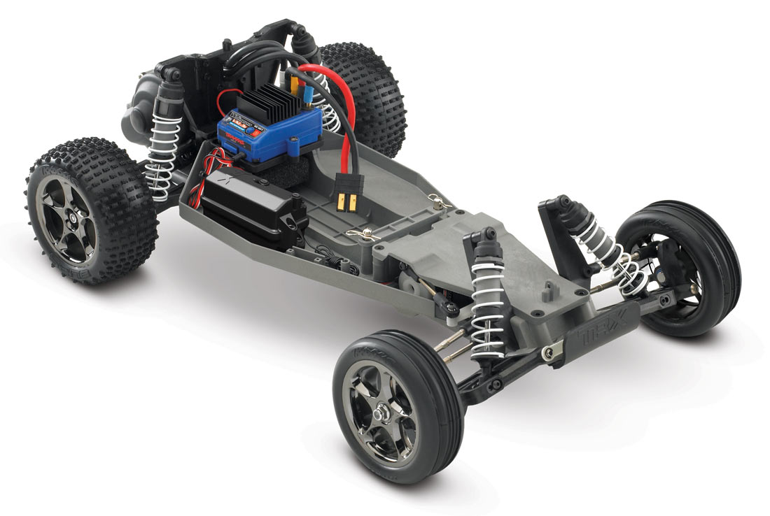 Traxxas Bandit Vxl Brushless 2 4ghz Tqi Incl Battery