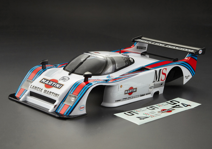 KillerBody Lancia LC2 112 Clear Body KB48394