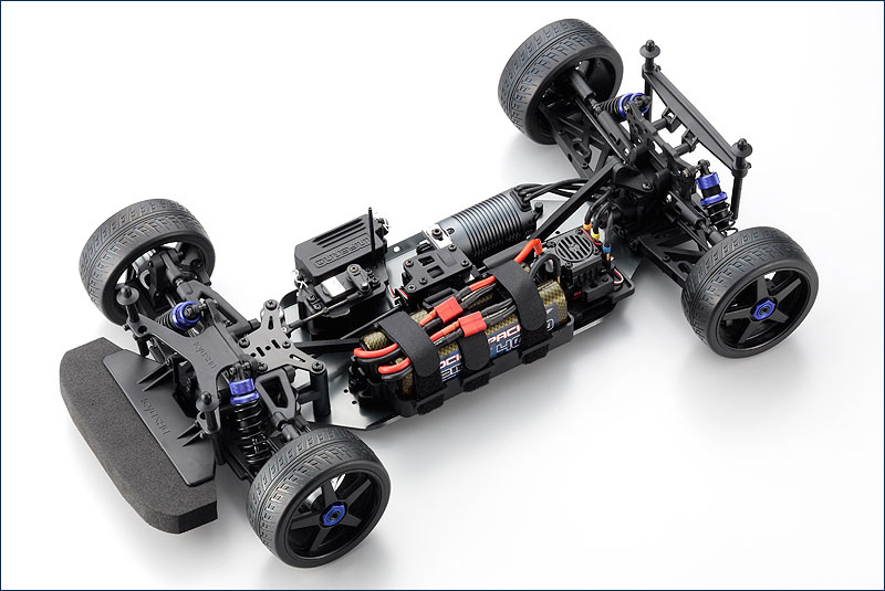 Kyosho 1 8 Ep Inferno Gt2 Ve Rs Aston Martin 30936