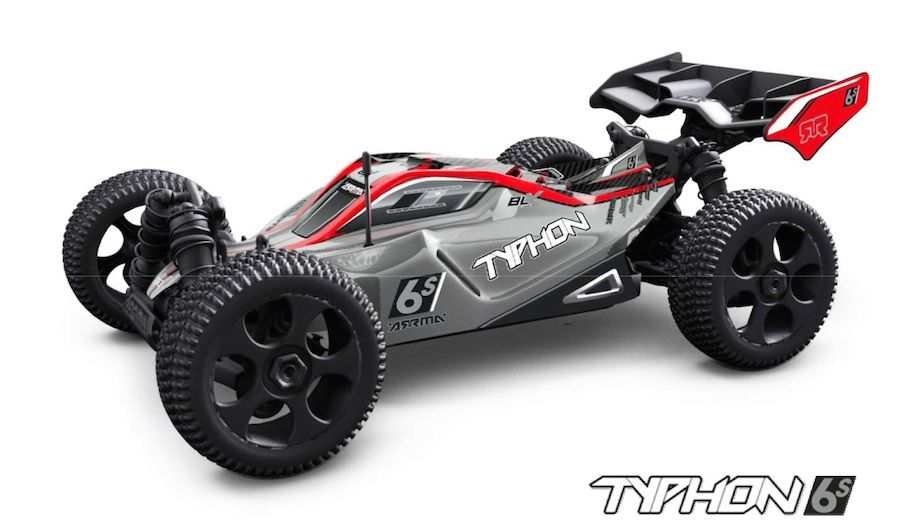 1 8 scale brushless buggy with Arrma Typhon 6s Blx Silver 1 8 Rtr Buggy Ar106002 on Rc Car 18 Scale 4wd Brushed Rally Master Pro 2 4ghz Rc On Road Brushless Racing High Speed Vehicle Wrc Buggy as well Article together with A 634 moreover Brushless Rc Cars Meaning likewise Blx.