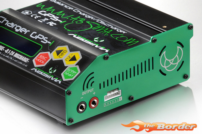 Absima Gps 1 8a 80w Charger 4000012 Chargers Power