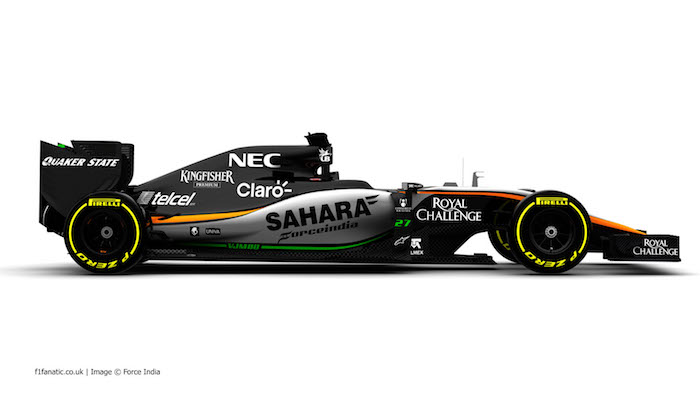 Force India Vjm08 Decal Sheet Plds 63