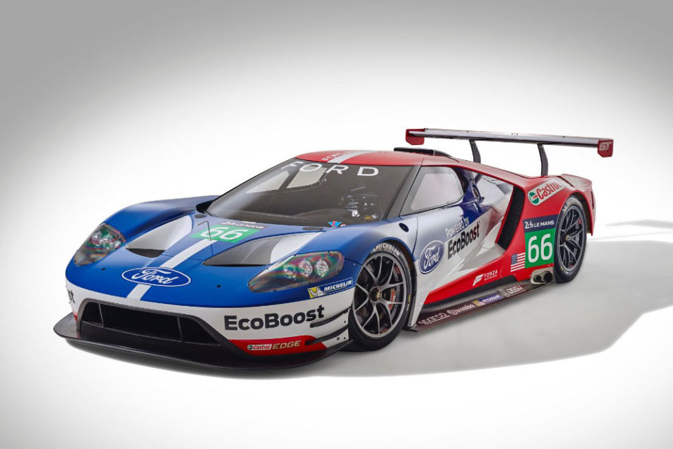 Ford GT LM (2016) BRPD1349