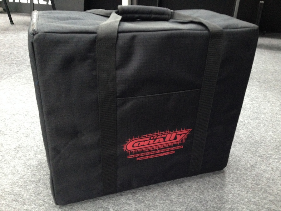 Corally Carrying Bag W 3 Drawers CB01 Bags Accessory For Cars Etc The Border Online RC Shop