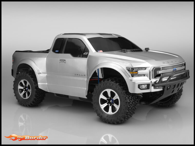 JConcepts Ford Atlas - Clear Body (Fits Slash 2WD and 4x4) J0285
