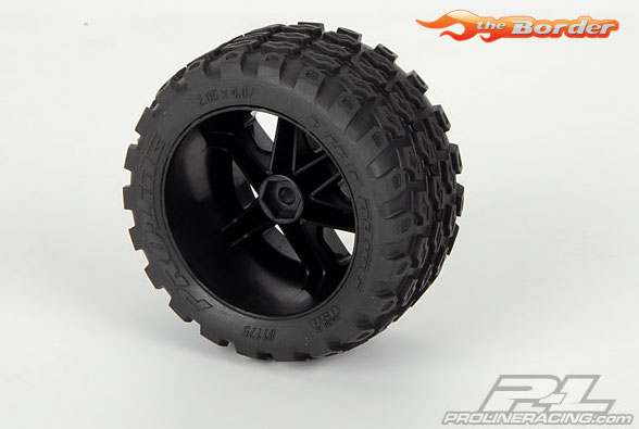 """FREE SHIPPING! All Pro-Line Racing #1175  Dirt Hawg 2.8/"""" Traxxas® Style Bead"""