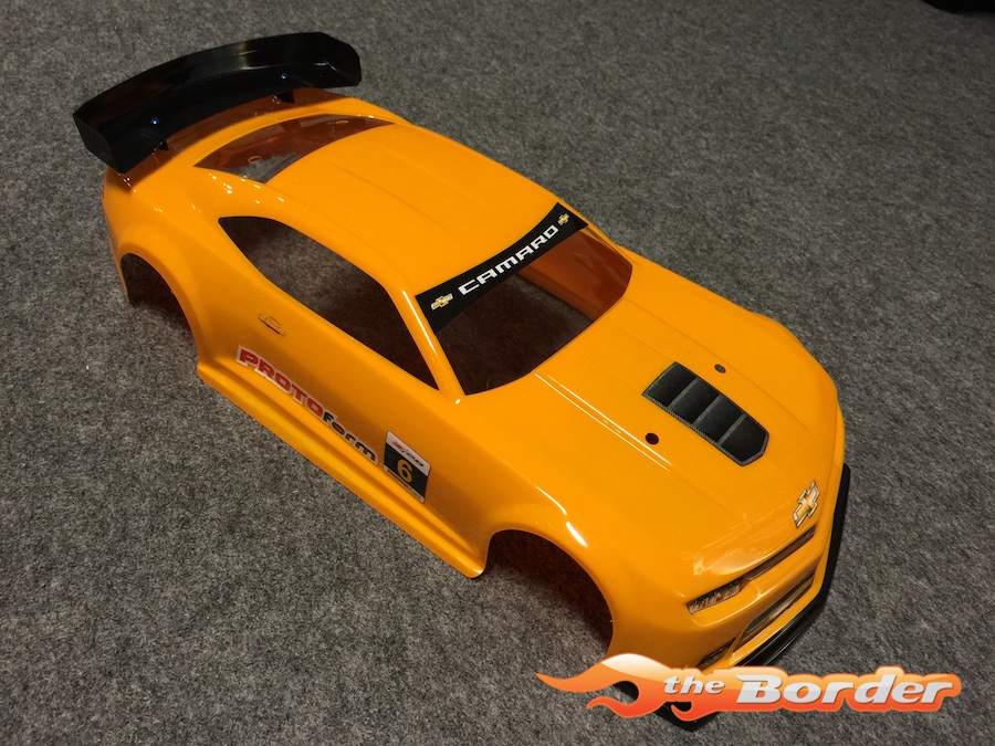 Protoform Chevy Camaro Z 28 190mm Body 1544 30 Protoform Proline Bodies Bodies The