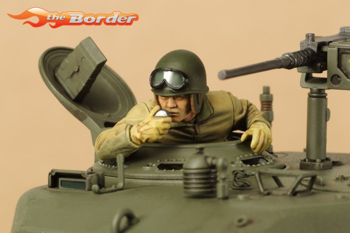 Tamiya 1/35 US M4A3E8 Sherman Easy Eight Euro 35346