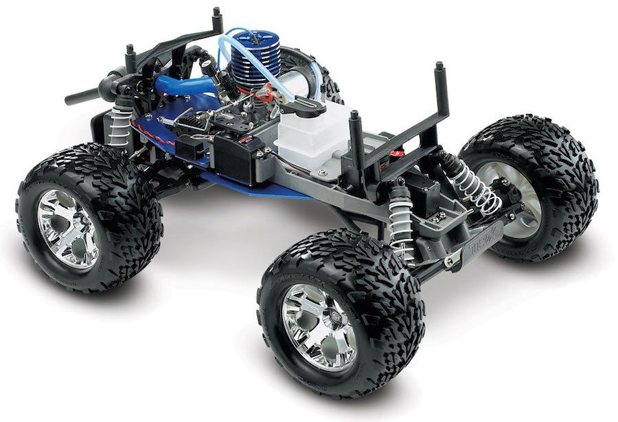 revo rc truck with Traxxas Nitro St Ede 2 4ghz W 2  Dc Charger 41094 1 on Battle furthermore 1955 59 Chevy Truck Chassis together with 120494370665 likewise 282207655092 besides Traxxas 1 16 E Revo VXL 4WD Brushless Truck W TQ 24GHz Radio 1200mAh 6 Cell Battery.
