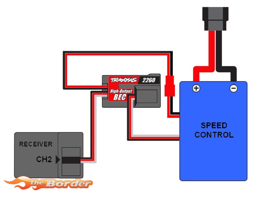 [ZSVE_7041]  Traxxas BEC Assembly Complete 2260 :: Traxxas Electronics and Telemetry ::  Traxass Batteries & Electronics :: Traxxas :: The Border Online RC Shop | Traxxas Slash 4x4 Wiring Diagram |  | The Border Online RC Shop