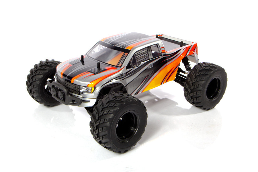 Yellow Rc Rock Racer 1 12 2 4ghz Rtr 7 4v Lipo And