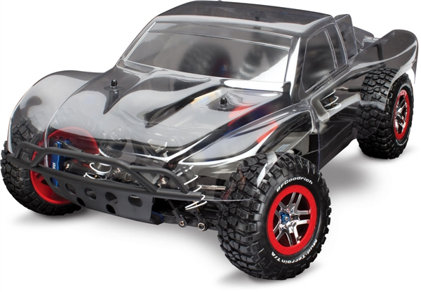 Traxxas Slash 4x4 Low CG Chassis Platinum TRX6804R