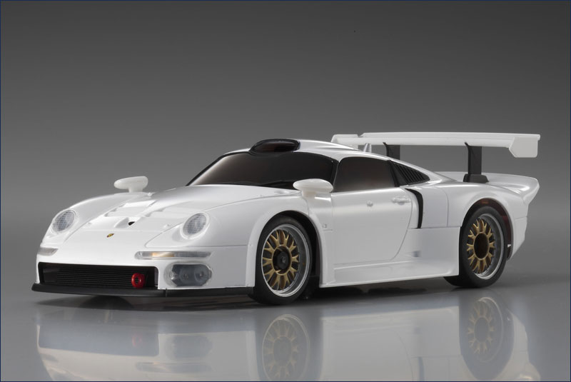 kyosho body set mr 03 porsche 911 gt1 mzp 330w body sets rm chassis body sets 1 24. Black Bedroom Furniture Sets. Home Design Ideas
