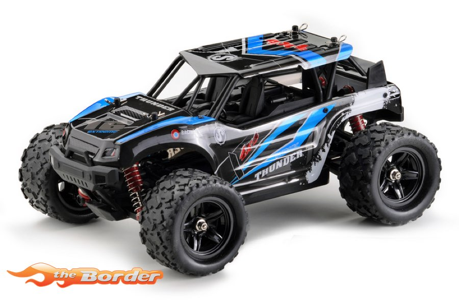 Absima 1/18 4WD High Speed Sand Buggy 2,4GHz Blue 18004
