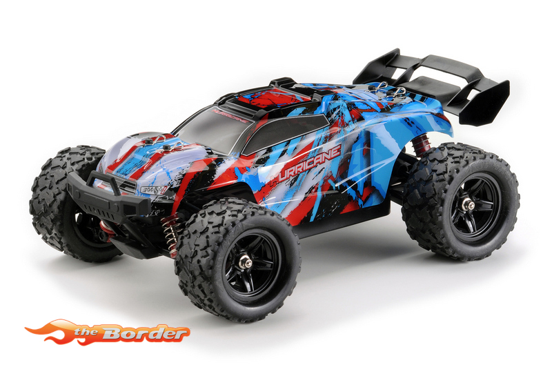Absima 1/18 4WD High Speed Sand Truggy 2,4GHz Blue 18001