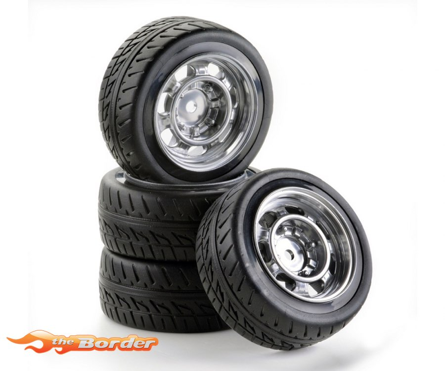 Carson Rat Style Silver (4) - 1/10 Tyres 500900552