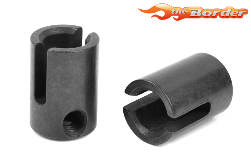 Corally Pinion Outdrive Cup - RTR - Steel - 2 pcs C-00180-155-1