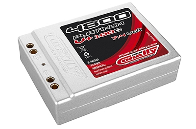 Corally Platinum V+ 100C 4800 mAh 7.4V SQUARE C-48345