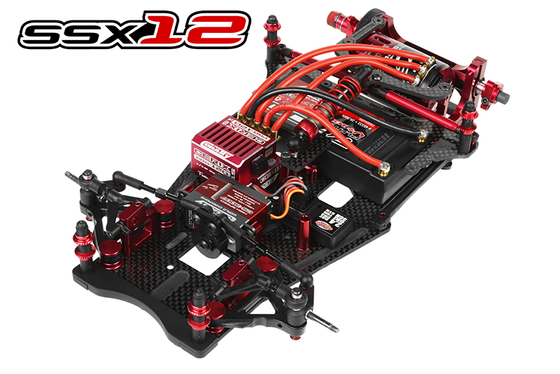Corally SSX-12 1/12 Pan Car Kit C-00100