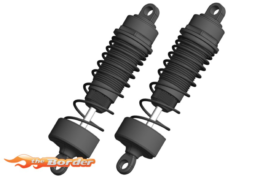 Corally Shock Absorber - Rear - 2 pcs C-00250-041