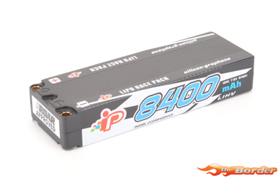 Intellect 8400mAh 2S LiHV Battery 7.6V 120C