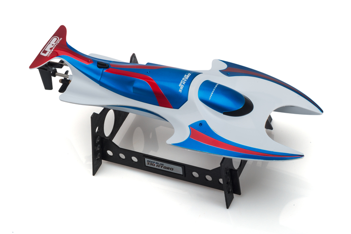 LRP Deep Blue 330 Hydro 2.4GHz High-Speed Racing Boat RTR 310106