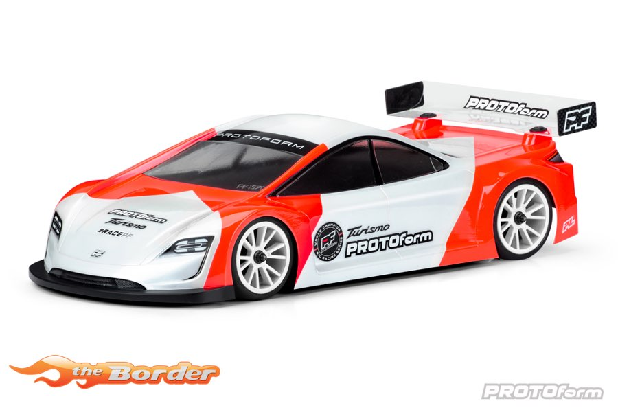 ProtoForm Turismo Clear Body for 190mm TC 1570-25