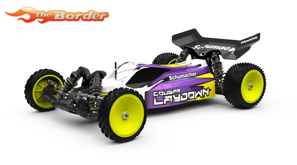 Schumacher 2WD Offroad Buggy Kit - Cougar Laydown K180