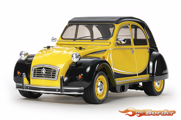 Tamiya Citroen 2CV Charlston (M-05 Chassis) Kit 58655