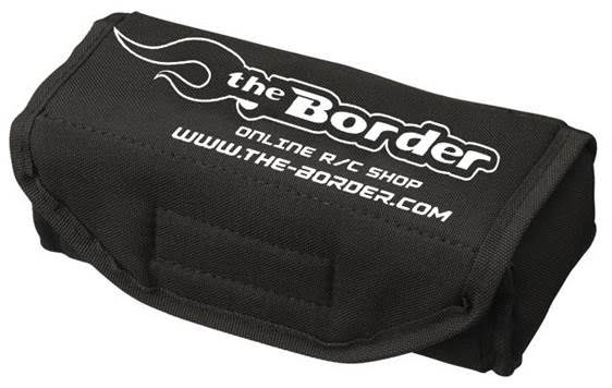 The Border LiPo Bag - Safety Bag for LiPo Batteries