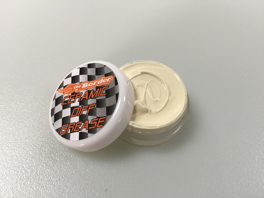 The Border Super Smooth Ceramic Diff Grease