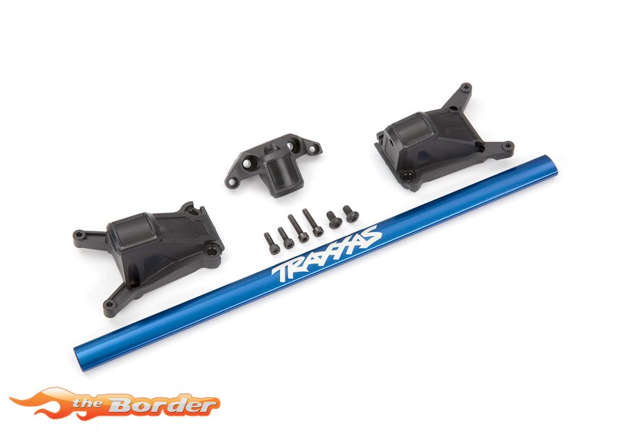 Traxxas Chassis Brace Kit For Rustler 4x4 and Slash 4x4 with Low-Cg Chassis 6730