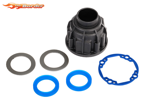 Traxxas Differential Carrier (Front or Center)/X-Ring Gaskets (2)/Ring Gear Gasket/ 14.5x20 TW (2) 8581