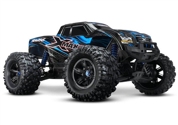 Traxxas X-Maxx 8S 4WD Brushless Truck with TSM 77086-4