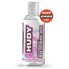 HUDY Ultimate Silicone Oil 6000 cSt - 100ML 106461